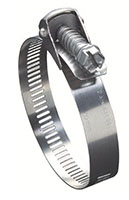Snaplock Quick Release worm drive clamp