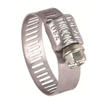 Worm Gear Micro-Gear® 62M Hose Clamp