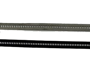 250 Pound (lb) Stainless Steel Ladder Style Cable Ties